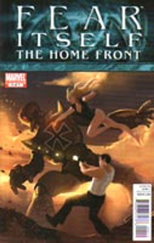 Fear Itself: Home Front # 4 (of 7)