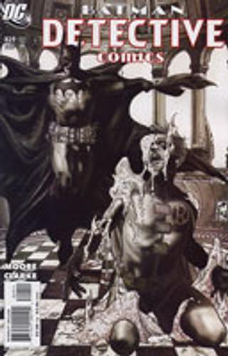 Batman: Detective Comics # 829