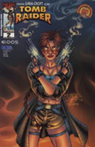 Tomb Raider # 2 DF VARIANT