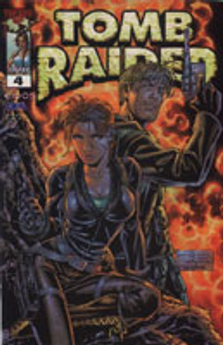 Tomb Raider # 4 CHROME