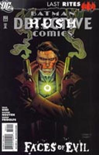 Batman: Detective Comics # 852