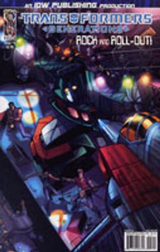 Transformers: Generations # 3b