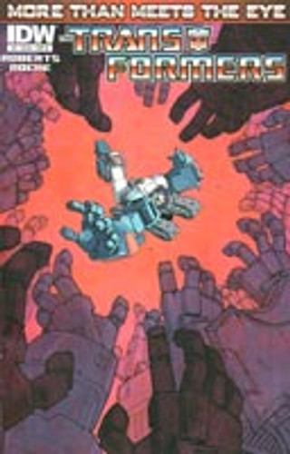 Transformers: More than meets the eye # 6