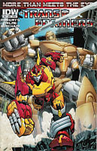 Transformers: More than meets the eye # 17b