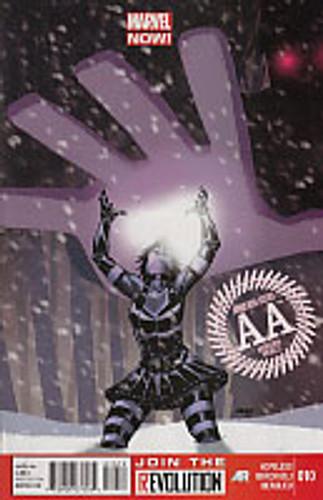 Avengers Arena # 10