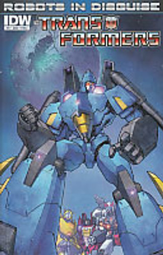 Transformers: Robots In Disguise # 11a