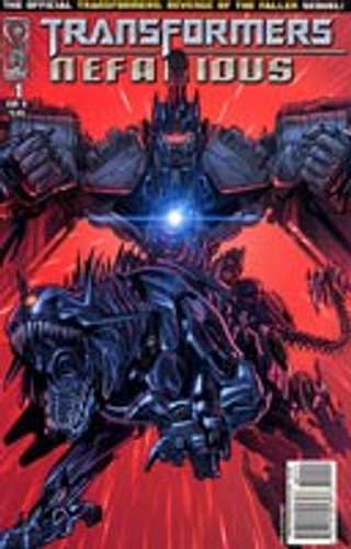 Transformers: Nefarious #1b