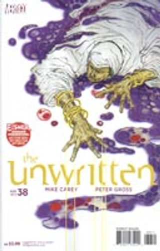 The Unwritten # 38