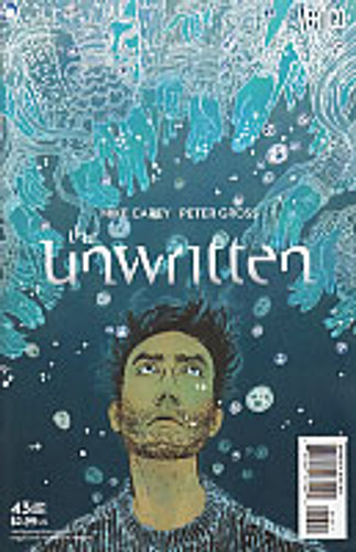 The Unwritten # 43