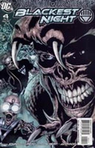 Blackest Night # 4 (of 8)