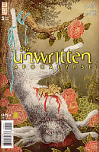 The Unwritten: Apocalypse # 5