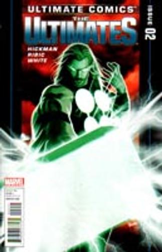 Ultimate Comics: The Ultimates # 2