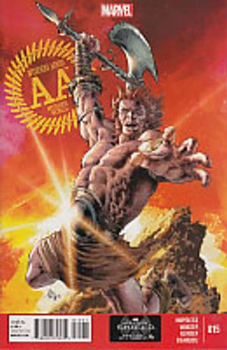 Avengers Arena # 15