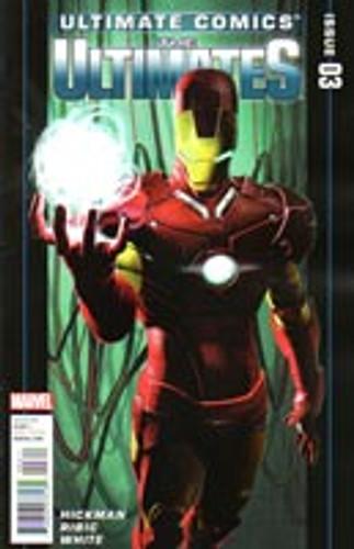 Ultimate Comics: The Ultimates # 3