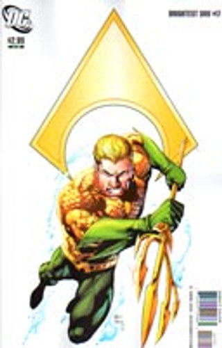 Brightest Day # 17b Limited Variant