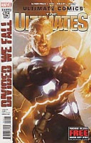 Ultimate Comics: The Ultimates # 15