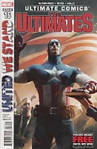 Ultimate Comics: The Ultimates # 16