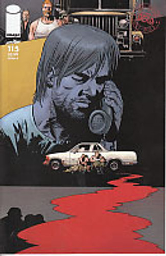 The Walking Dead # 115f