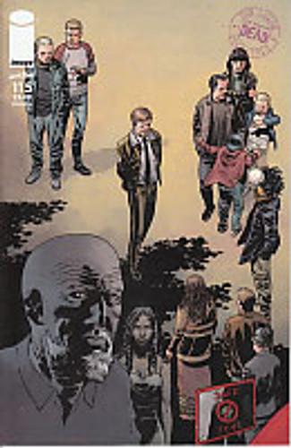 The Walking Dead # 115h
