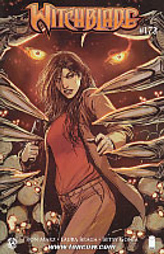 Witchblade # 173