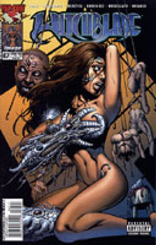 Witchblade # 67a