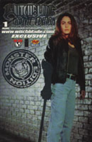 Witchblade # 1g FOIL