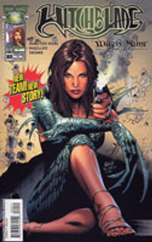 Witchblade # 80b