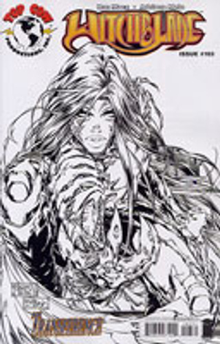 Witchblade # 103b Limited Variant