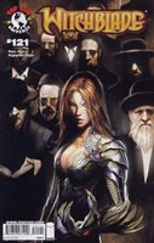 Witchblade # 121