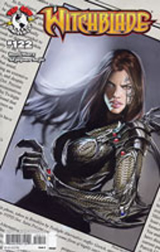 Witchblade # 122