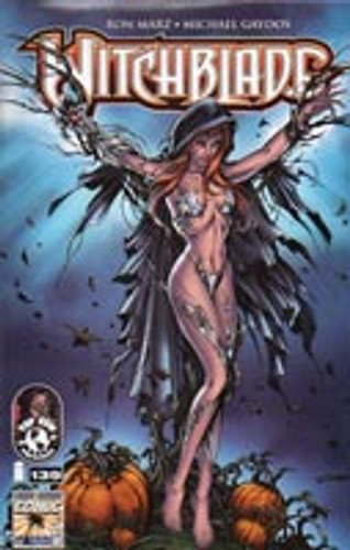 Witchblade # 139c Comic Con Long Beach Edition