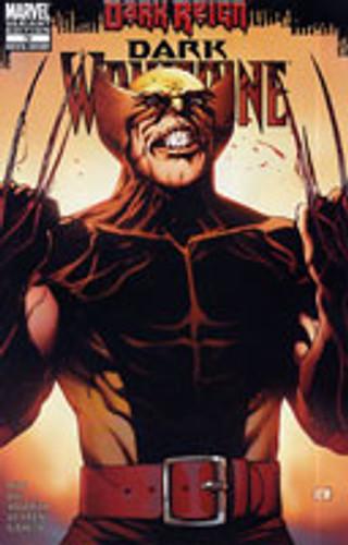 Dark Wolverine vol 1 # 79b limited variant