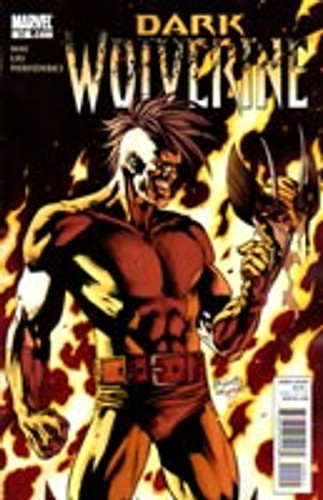 Dark Wolverine vol 1 # 90 (Final issue!)