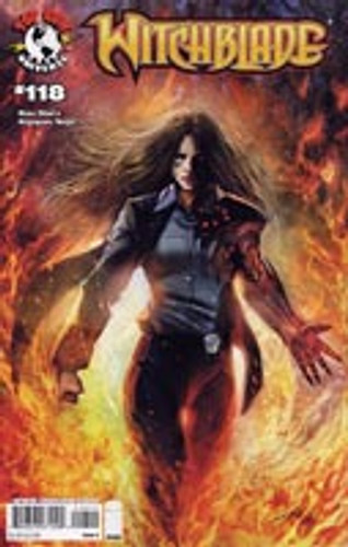 Witchblade # 118a