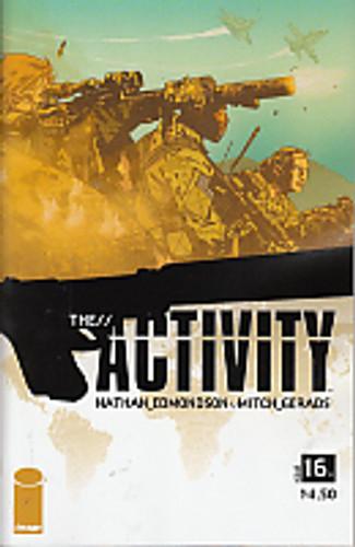 The Activity # 16