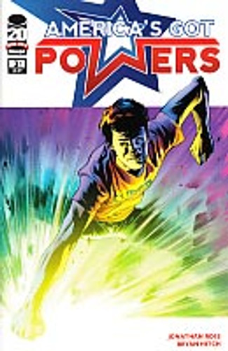 America's Got Powers # 3