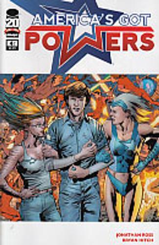 America's Got Powers # 4