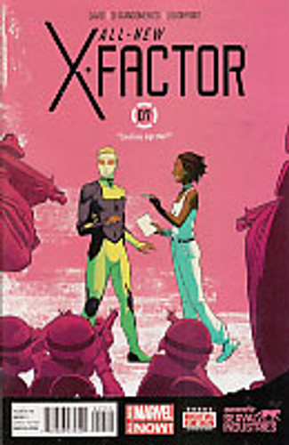 All-New X-Factor # 7