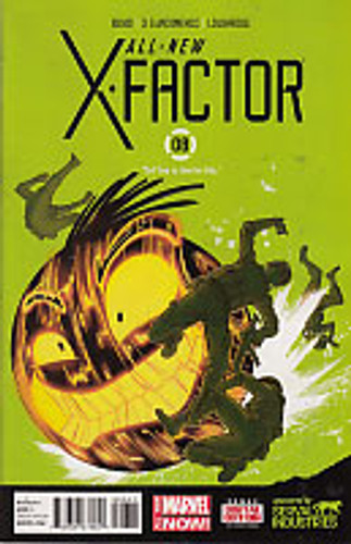 All-New X-Factor # 8