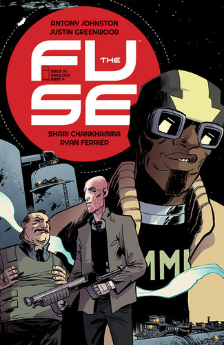The Fuse # 10