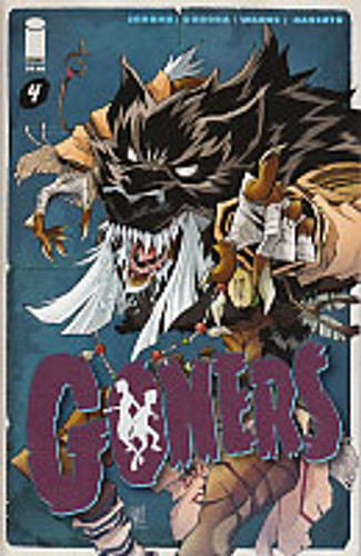 Goners # 4