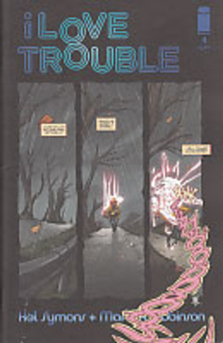 i Love Trouble # 4