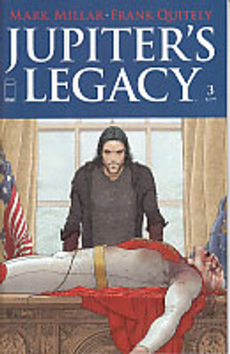 Jupiter's Legacy # 3