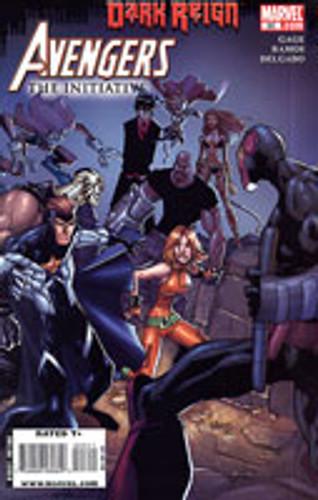 Avengers: The Initiative # 23