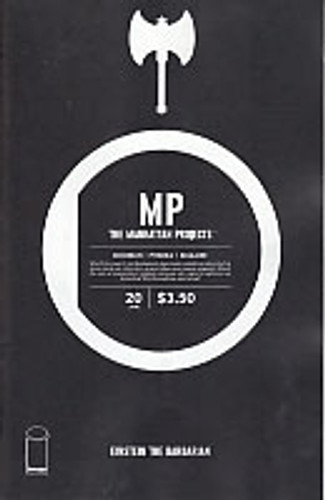 The Manhattan Projects # 20