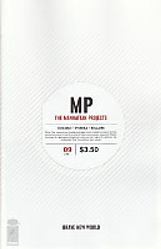 The Manhattan Projects # 09