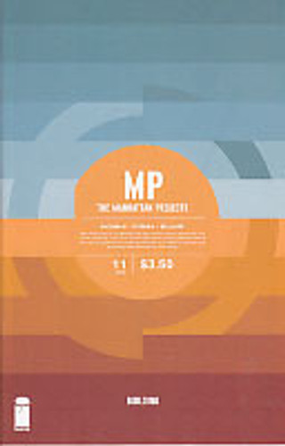 The Manhattan Projects # 11