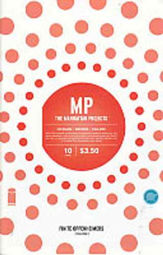The Manhattan Projects # 10