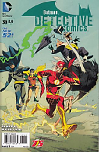 Detective Comics # 38b 'Flash 75' variant