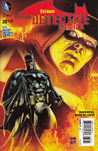 Detective Comics # 38d limited variant